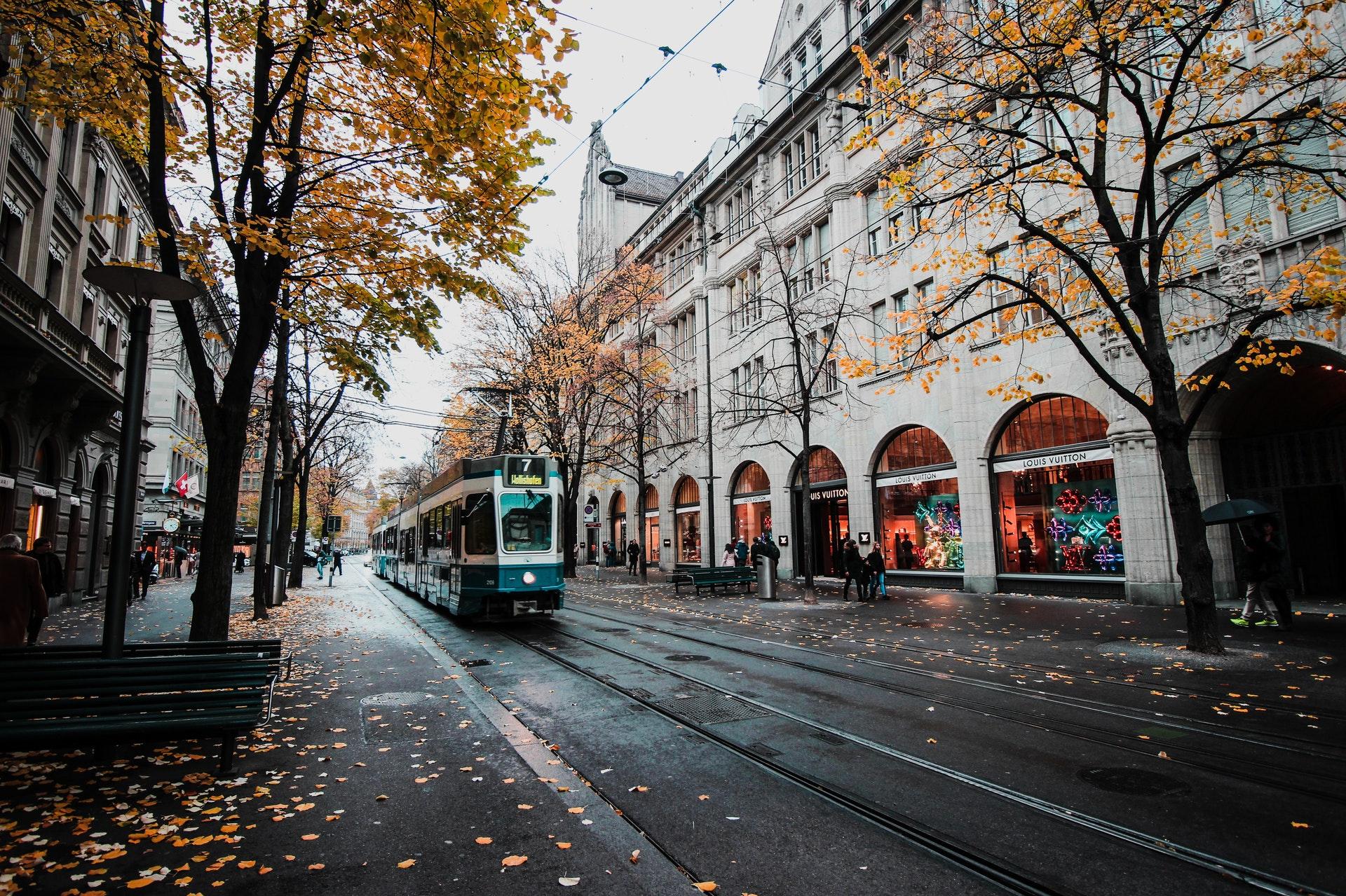 Herfst-stad